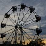 """Ferris Wheel Nostalgia"" by Kucci"