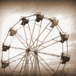 """Ferris Wheel Nostalgia (6)"" by Kucci"