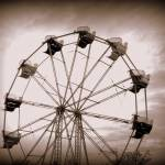 """Ferris Wheel Nostalgia (7)"" by Kucci"