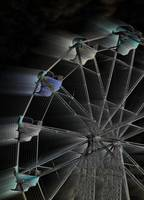 Ferris Wheel Abstract (4)