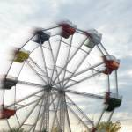 """Ferris Wheel in Motion"" by Kucci"