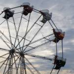 """Ferris Wheel in Motion (2)"" by Kucci"