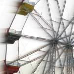 """Ferris Wheel in Motion (4)"" by Kucci"