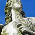 """Blue Moss Angel"" by hiddensightphoto"