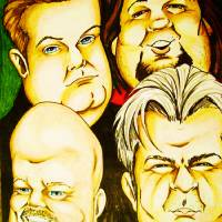 Pawn Stars Art Prints & Posters by Penny Elliott