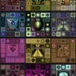 """Quilts 3x4"" by AnnStretton"