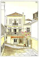 Skopelos Townhouse