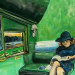 """Hopper Train"" by MitchellMcClenney"