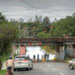 """Park Road, Yeronga During Brisbane 2011 Flood"" by urban"