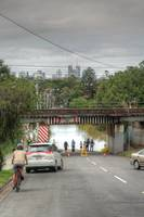 Park Road, Yeronga During Brisbane 2011 Flood