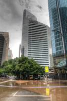 Central Plaza 2, Brisbane CBD During Floods
