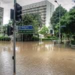 """""""Margaret St, Brisbane"""" by urban"""