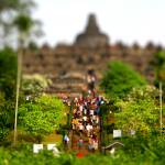 """Borobodour Temple, Indonesia"" by urban"