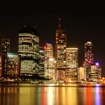 """BrisbaneNightFullRes"" by urban"