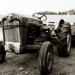 """FORD TRACTOR"" by RWA"