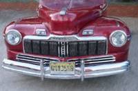 1948 MERCURY FRONT END
