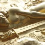 """""""golden warrior"""" by djshirley"""