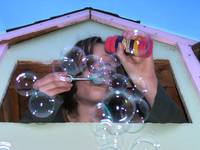 Playhouse bubbles