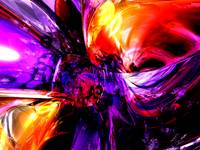 Mixed Feelings Abstract
