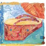 """""""china-shoe"""" by faridazaman"""