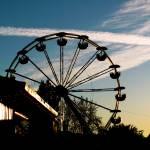"""Sunset Carnival"" by raetucker"
