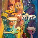 """Drum Head"" by marydelave"