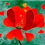 """valentinepoppy"" by jwilliamd"