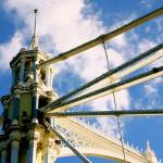 """Albert Bridge"" by raetucker"