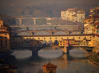 Bridges on the Arno