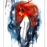 """RedHead"" by AkiMao"
