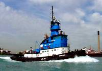 Blue Atlantic Tug