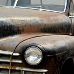 """Old Rusty Car"" by AaronRoeth"