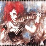 """Emilie Autumn"" by AkiMao"