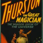 """Thurston - The Great Magician and The Devil"" by alternativeposters"