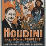 """Houdini - Do Spirits Return?"" by alternativeposters"