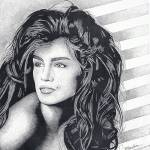 """Cindy Crawford"" by crazyabouthercats"