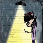 """""""Guy in the Rain"""" by doryyounes"""