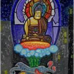 """Urban Sakyamuni Buddha"" by JohnGallivan"