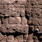 """Adobe Brick Wall Pattern"" by kphotos"