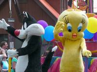 Tweety Bird and The Puddy Cat 025