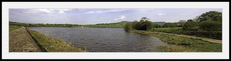Combs Reservoir Panorama