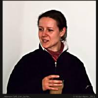 _:Woman:Café_con_Leche:_ Art Prints & Posters by Vivian Mairo