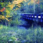 """Bridge over Stream"" by fotographics"