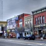 """Us 10 #2 Ludington Michigan"" by fotographics"