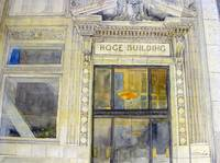 Hoge Building Entrance
