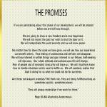 """A.A. Promises"" by 12Steps"