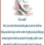 """""""N.A. Never Again"""" by 12Steps"""
