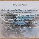 """Third Step Prayerr"" by 12Steps"