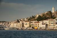 Greek Town of Poros