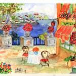 """""""Mediterranean Bistro"""" by arlene72"""